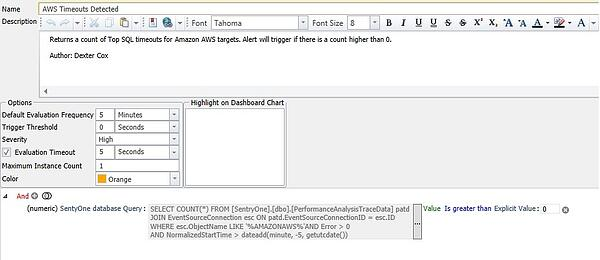 Building a Custom Alert and Email in SQL Sentry_Figure1