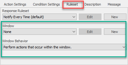 Condition Windows