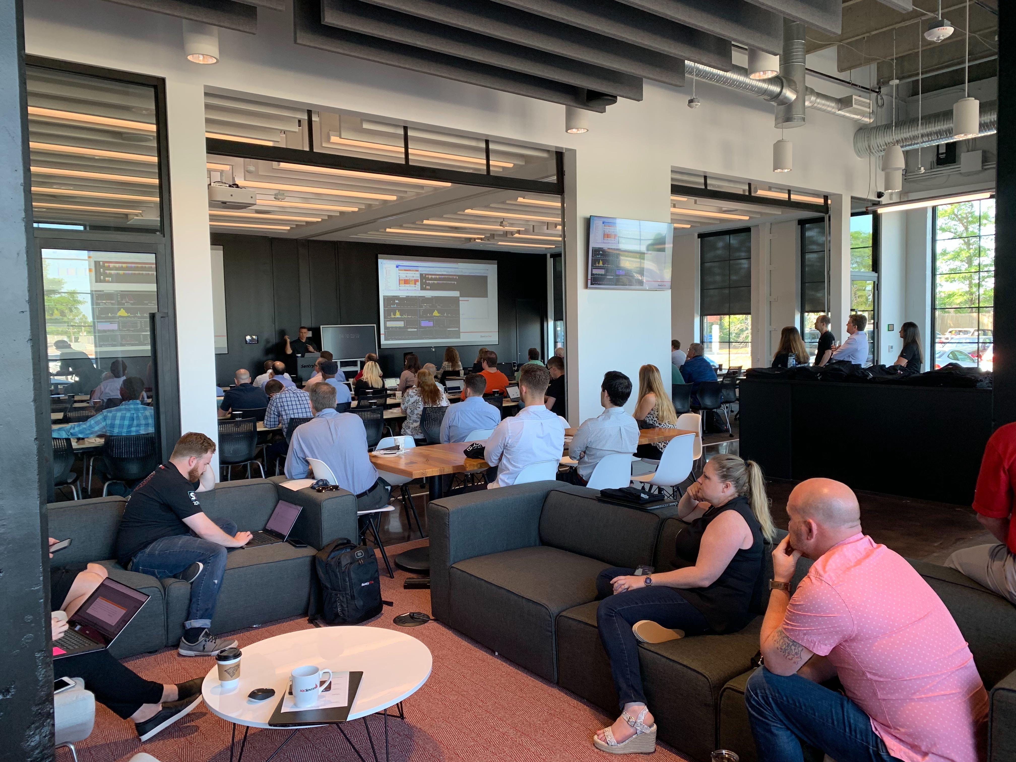 SentryOne Summit Lab 2019