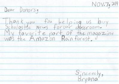 DonorsChooseShareTheThanks2