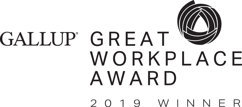 Gallup 2019 Great Workplace Award 2019