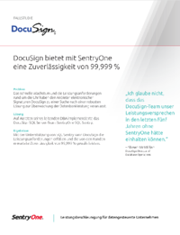German - docusign
