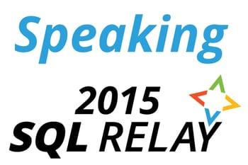 2015 Relay - Speaking