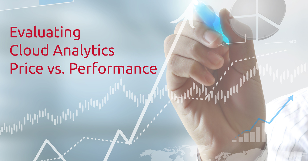 Cloud Analytics Price Performance