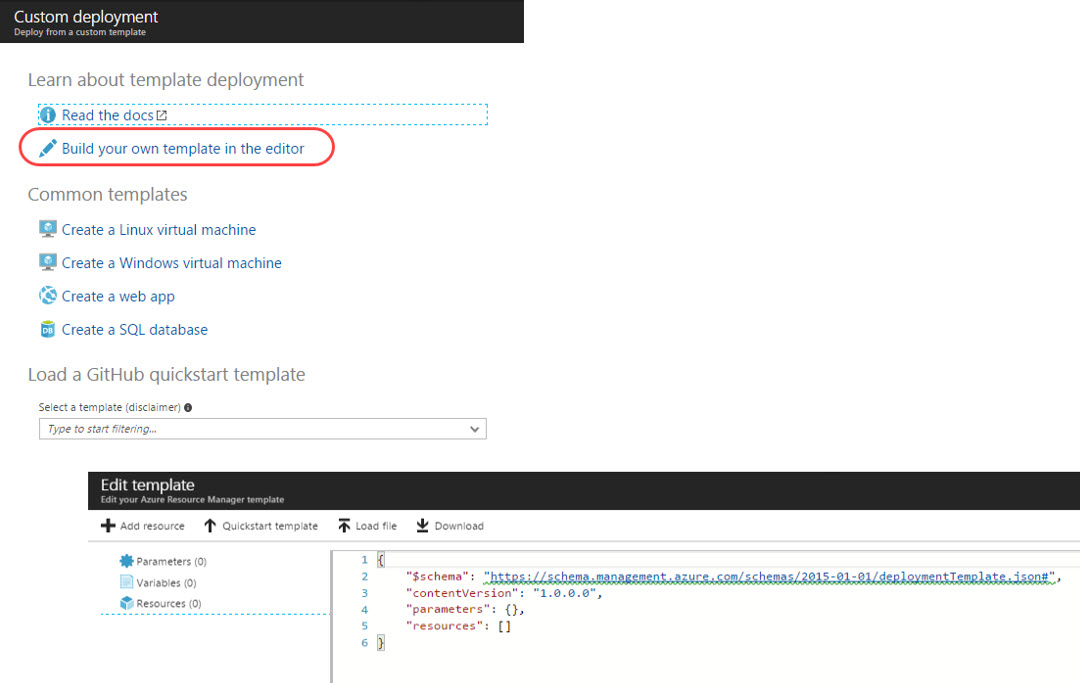 Getting Started with Automated ARM Deployments in Azure