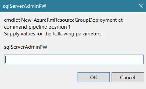 Visual Studio ARM Deployment