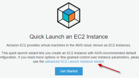 Quick Launch an EC2 Instance