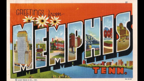 Postcard from Memphis