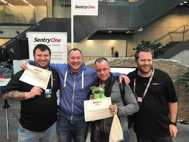 SQL Konfernz - S1 Winners