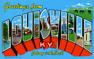 KevinEKline.com SQLVacation Louisville Postcard
