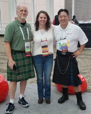 Andy Yun, Deborah Melkin, & Kevin Hill