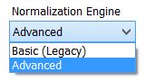 Normalization Engine