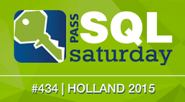 SQL Saturday #434