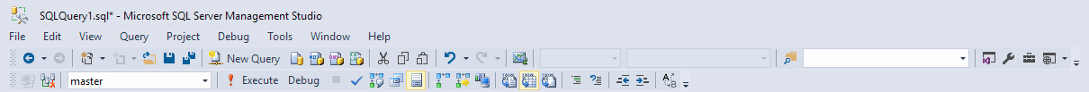 ssms_toolbar_before
