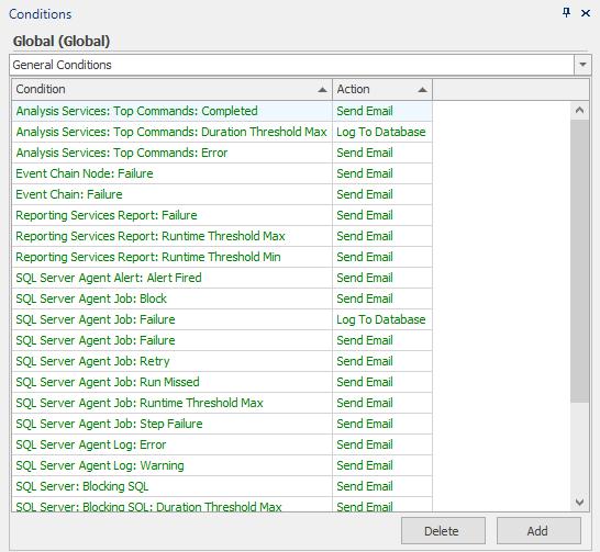Creating a Template SentryOne Database_Image 1