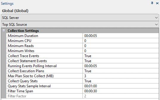 Creating a Template SentryOne Database_Image 4
