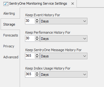 Creating a Template SentryOne Database_Image 5