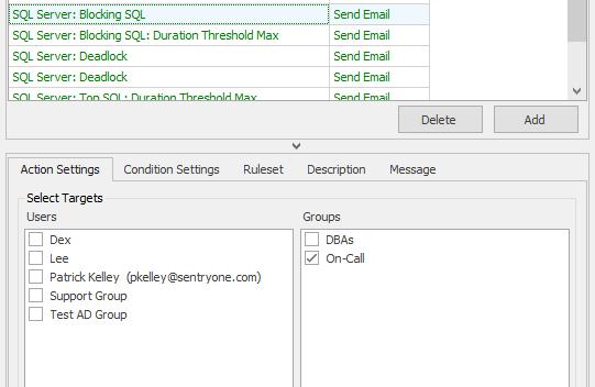 Creating a Template SentryOne Database_Image 8