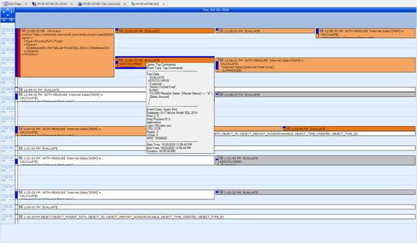 SQL Sentry Event Calendar