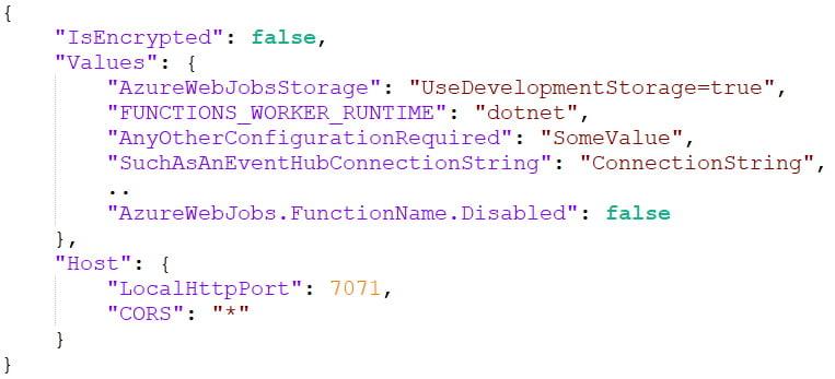 Debugging Azure Functions Locally_Image 2