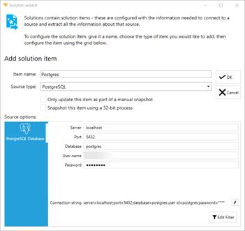 Documenting Oracle, MySQL, and PostgreSQL with Database Mapper_Image 2