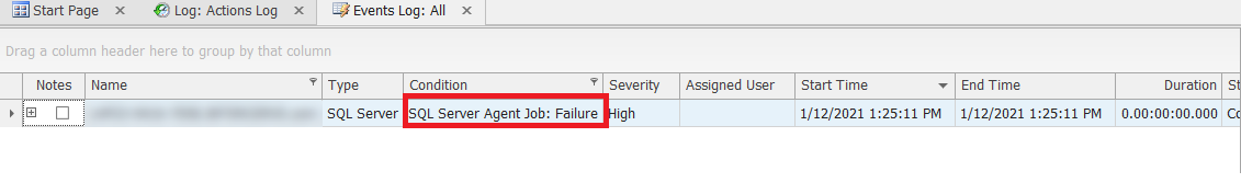 SQL Sentry Events Log Updates Provide a Centralized View of Events_Image 3