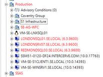 SQL Sentry Tips and Tricks - Adjusting Navigator Pane Highlighting_Image1