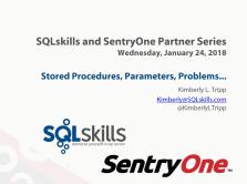 SQLSkillsStoredProceduresParameterSniffingProblems