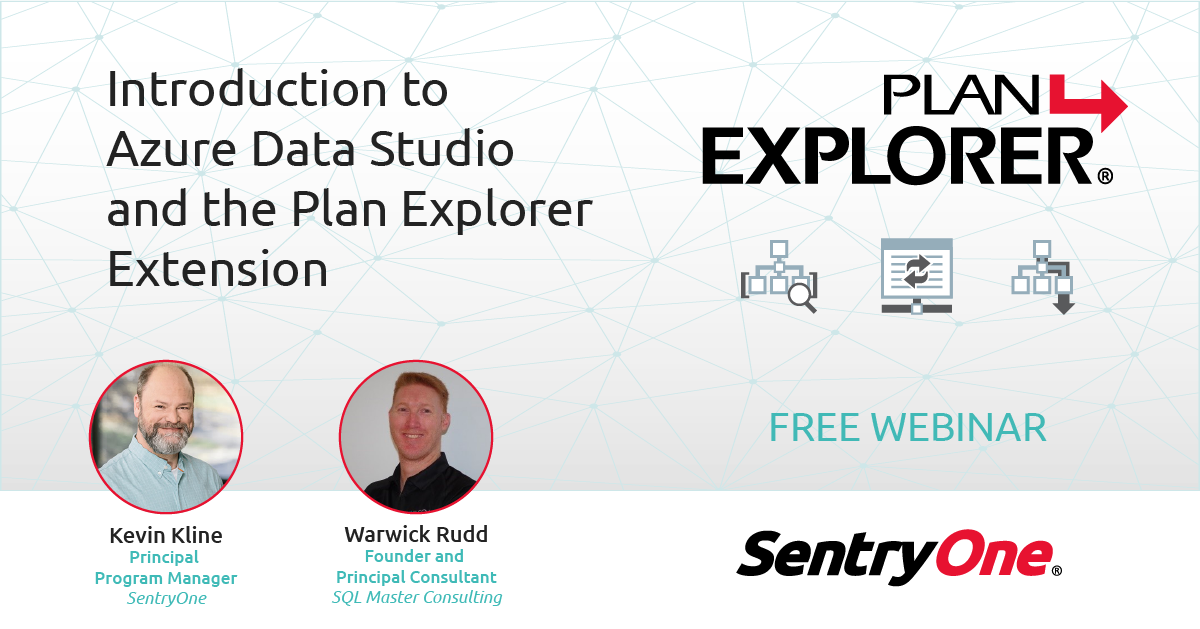 Introduction to Azure Data Studio Plan Explorer Webinar