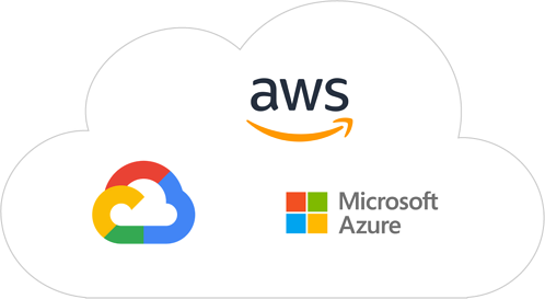 Cloud Providers Logos