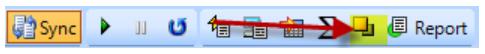 Show Hidden Rows Button in Toolbar