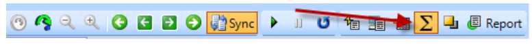 The Show Totals Icon in Top SQL