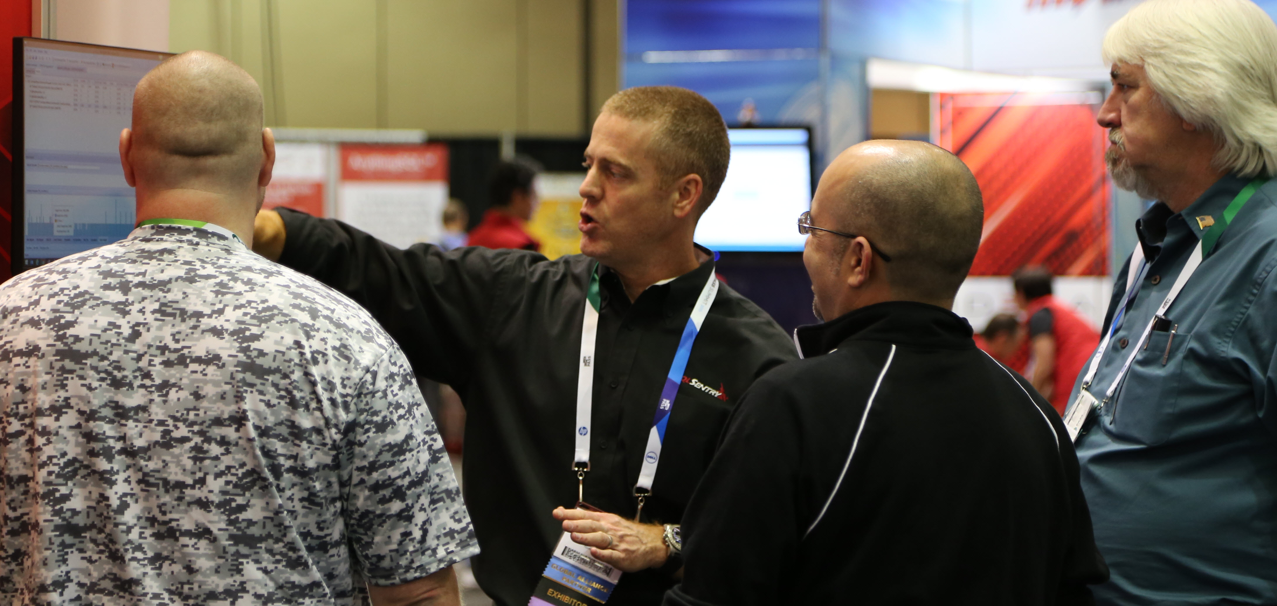 Greg at PASS Summit 2015