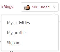 User_Profile_Dropdown