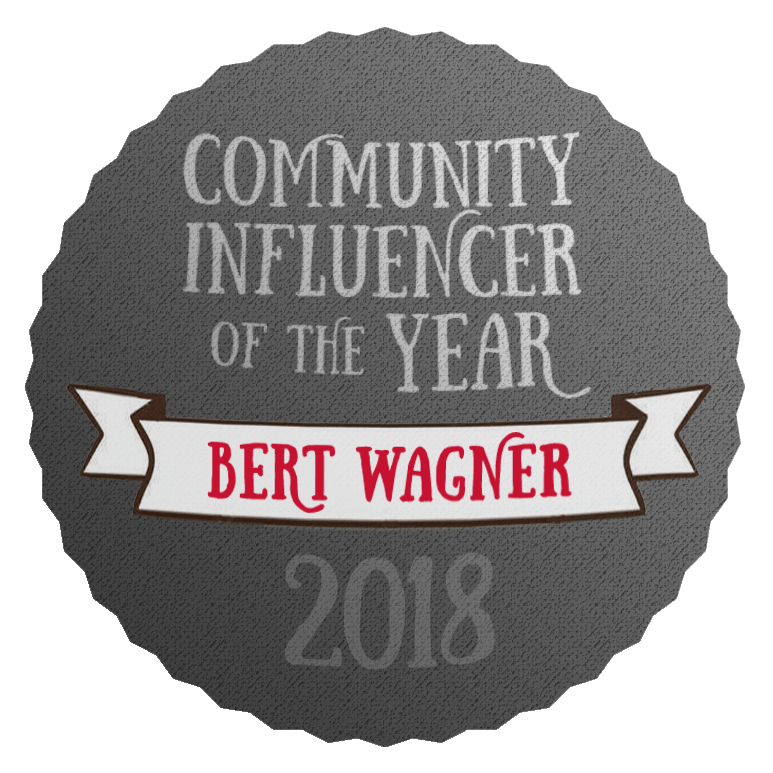 Community Influencer of the Year 2018