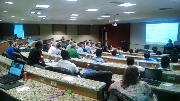 SQL Saturday Houston 2015