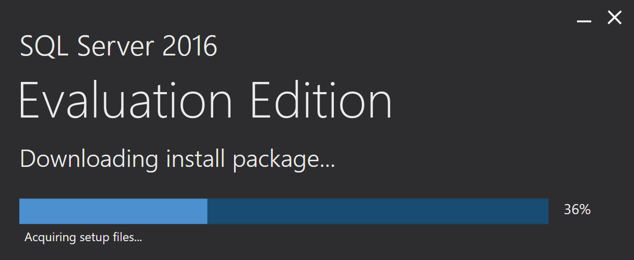 Where do I get SQL Server 2016 Developer Edition?