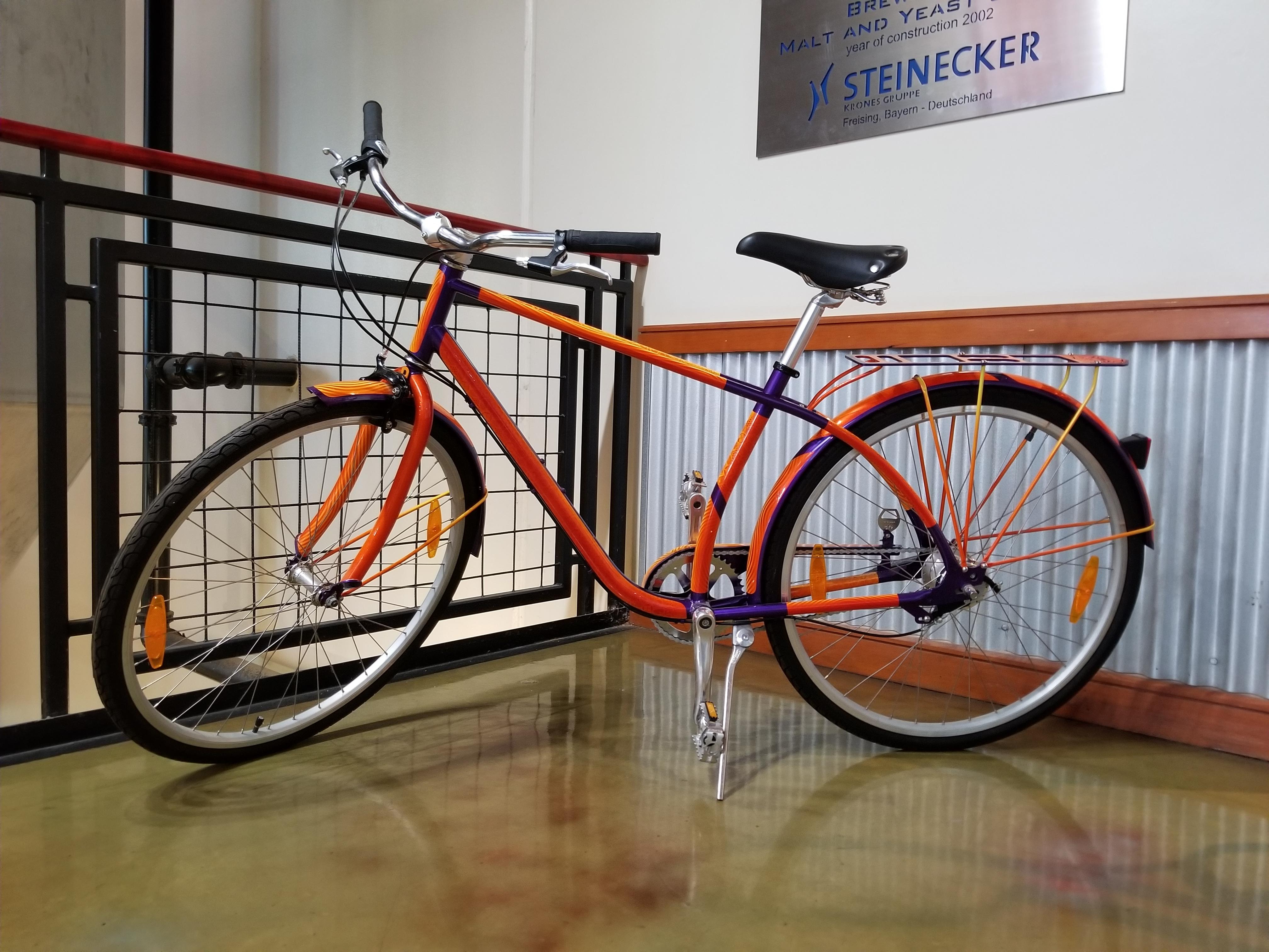 New Belgium Brewing's Bicycles