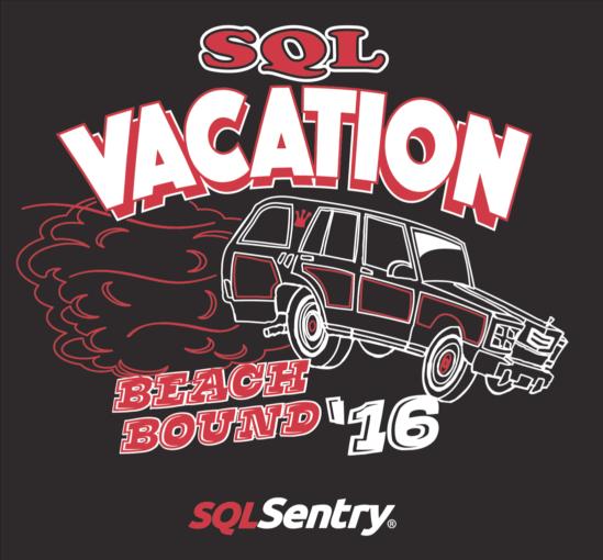 SQLVacation T-Shirt