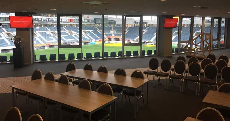 Ghelamco Arena classroom
