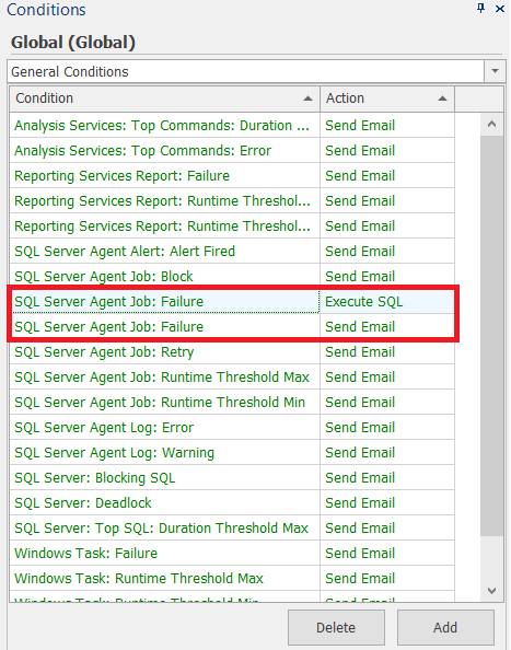 SQL Sentry Events Log Updates Provide a Centralized View of Events