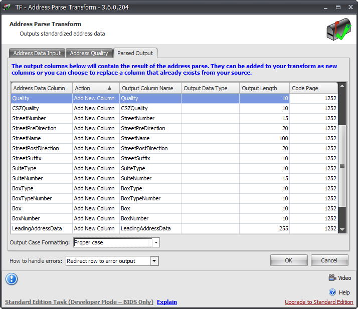 Task Factory Azure Data Factory Edition